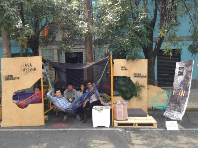 PARKingDay-Mexiko